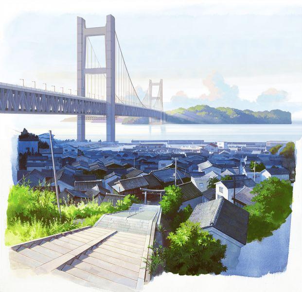 Hirune Hime, nouveau film de Kenji Kamiyama