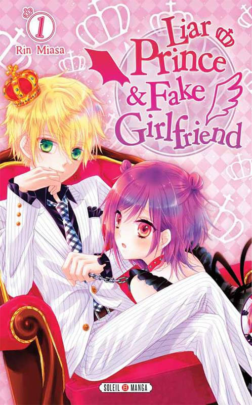 Liar Prince & Fake Girlfriend chez Soleil