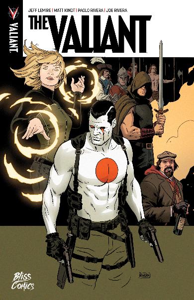 LECTURE EN LIGNE : THE VALIANT (Bliss Comics)