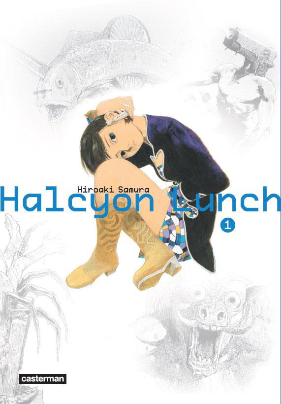 Halcyon Lunch arrive bientôt chez Casterman