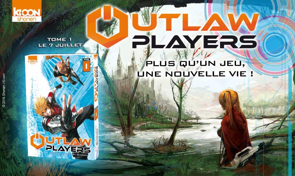 Outlaw Players chez Ki-oon