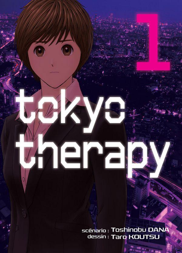 Tokyo therapy chez Komikku