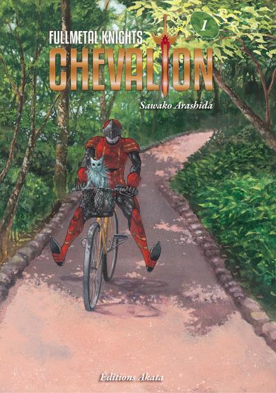 Lecture en ligne : Fullmetal Knights Chevalion