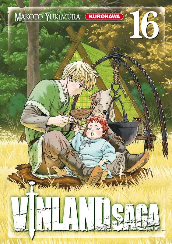 Chronique : Vinland Saga T.16