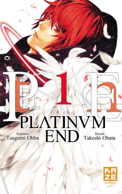 Chronique : Platinum End T.1