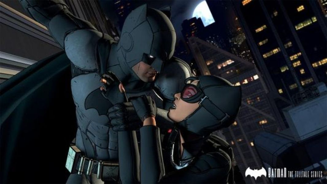 BATMAN : THE TELLTALE SERIES SE DÉVOILE
