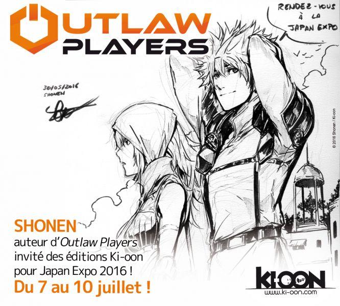 Planning des dédicaces pour SHONEN à Japan Expo