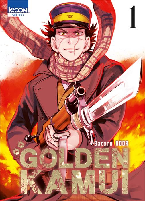 Bande annonce : Golden Kamui