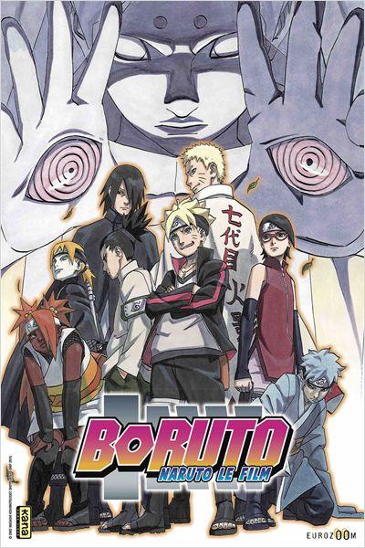 Boruto - Naruto Le film chez Kana Home Vidéo
