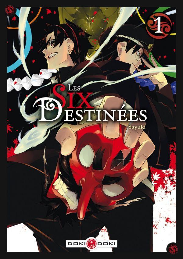 Concours Doki-Doki : Les six destinées