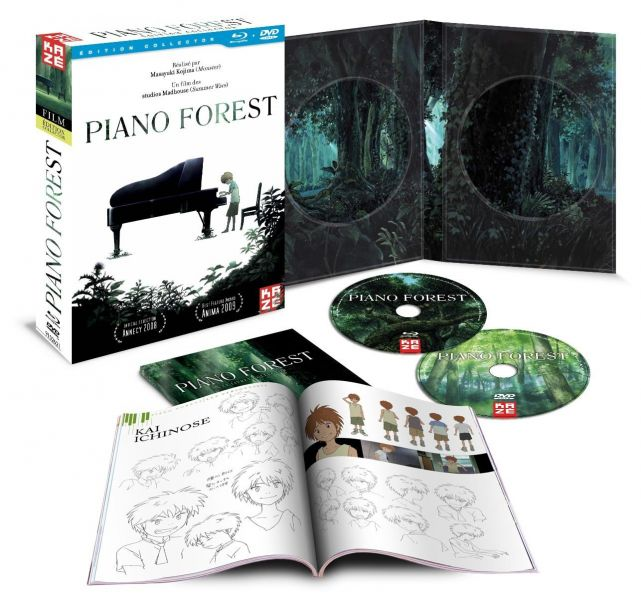 Piano Forest édition collector arrive bientôt