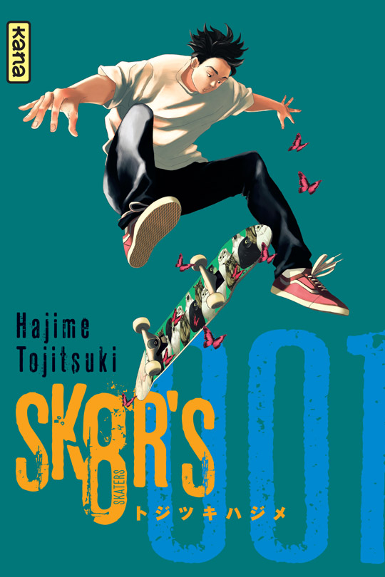 Bande annonce : Sk8r's