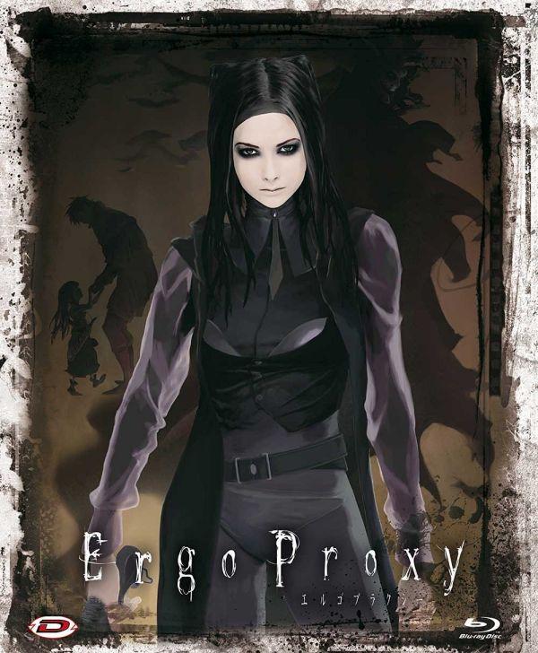 Ergo Proxy en Blu-ray chez Dybex