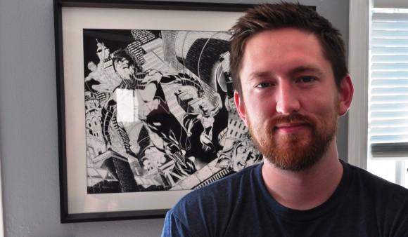Rencontrez Kyle Higgins à Central comics !