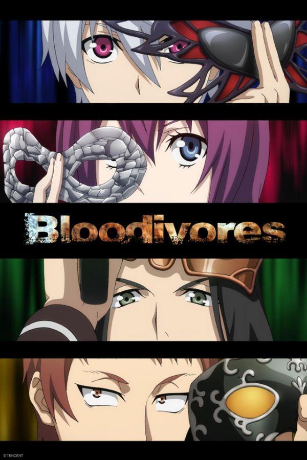 Bloodivores sur Crunchyroll