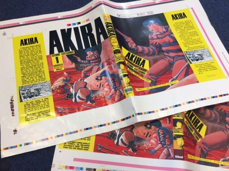 Glénat s'explique concernant la réédition d'Akira