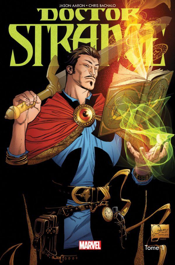 LECTURE EN LIGNE : DOCTOR STRANGE (Panini comics)
