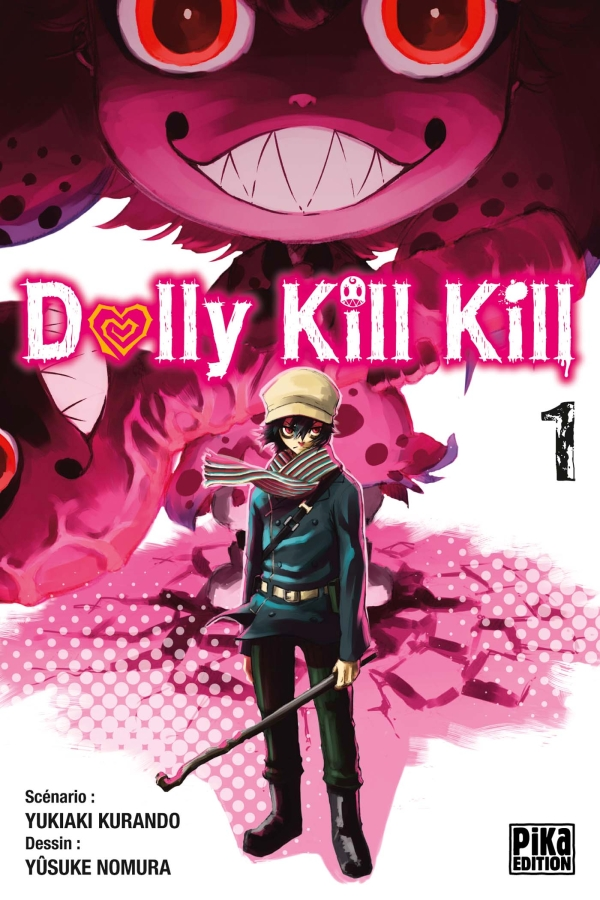 Bande annonce : Dolly Kill Kill