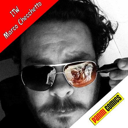 INTERVIEW : MARCO CHECCHETTO (Comic Con Paris 2016)