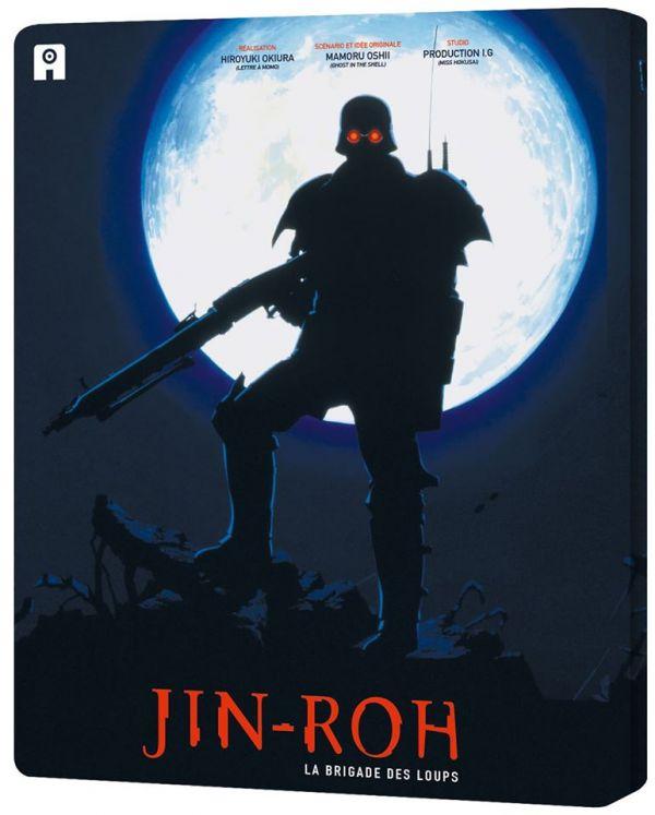 Le Blu-ray de Jin-Roh en images