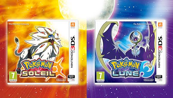 Pokemon Soleil et Pokemon Lune débarquent (sponsorisé)