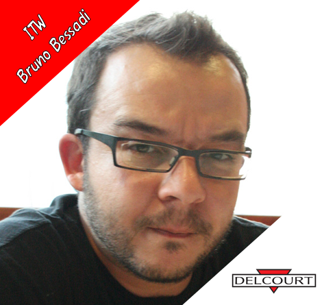 INTERVIEW : BRUNO BESSADI [COMIC CON PARIS]