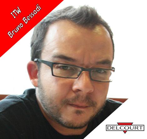 INTERVIEW : BRUNO BESSADI [COMIC CON PARIS]