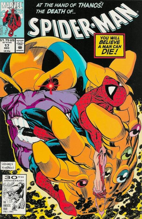 LE COIN DES HISTOIRES COURTES : SPIDER-MAN #17