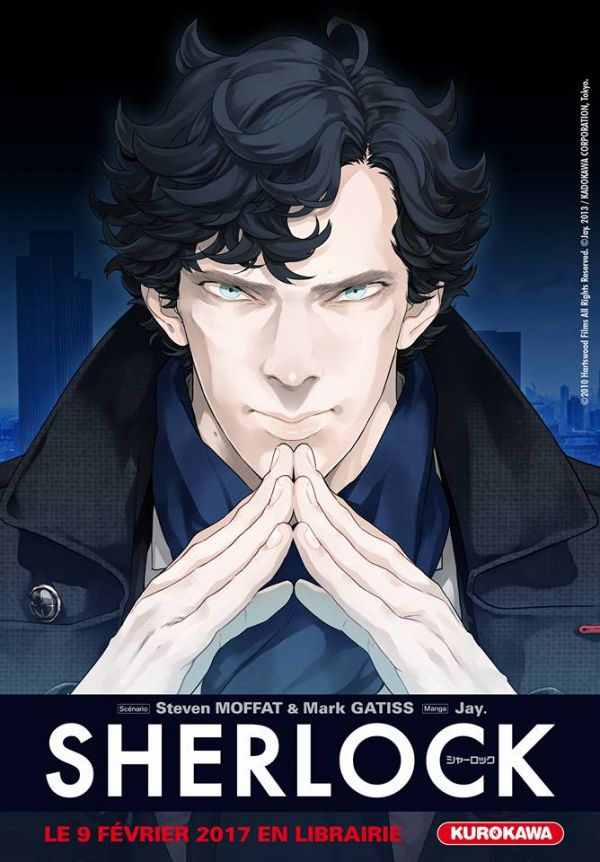 Sherlock chez Kurokawa