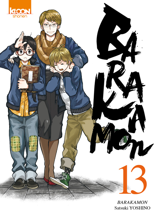 Critique Barakamon 13