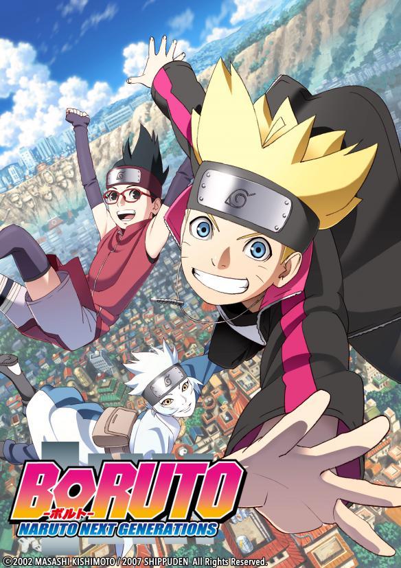 Bande annonce : Boruto - Naruto next generations