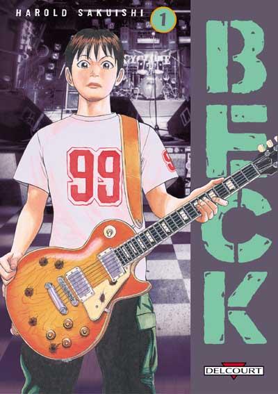 8 mangas sur la musique