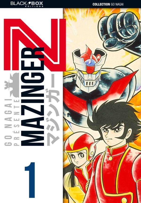 Critique Mazinger Z 1