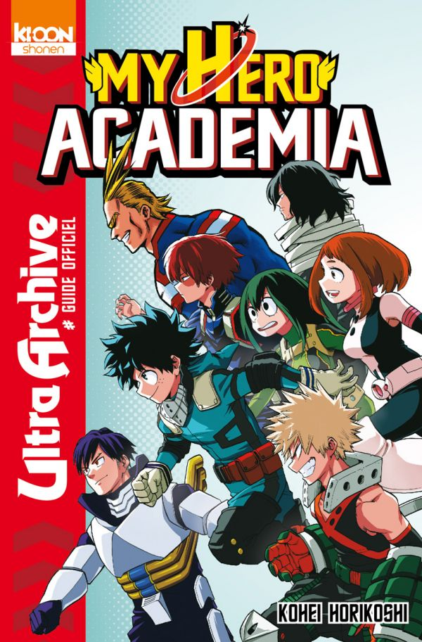 My Hero Academia - Ultra Archive chez Ki-oon