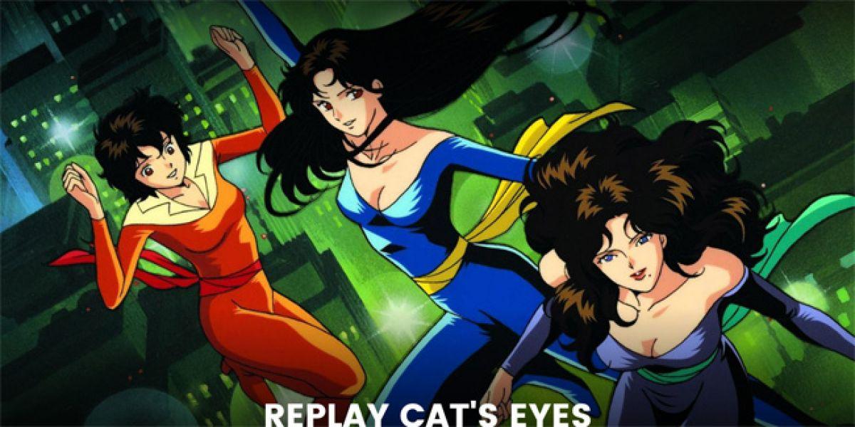 Regardez Cat's eyes gratuitement sur MYTF1 Xtra