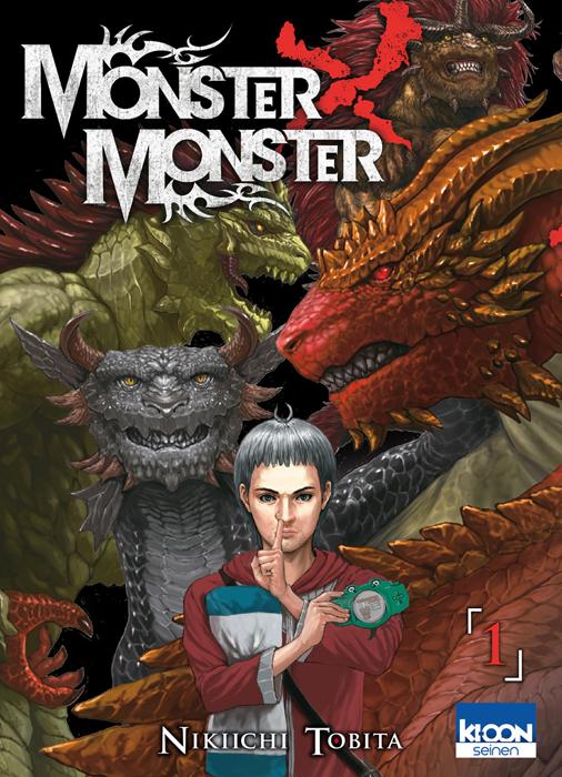 Lecture en ligne : Monster x Monster