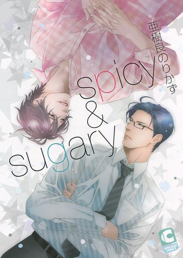 Spicy & Sugary chez Taifu Comics