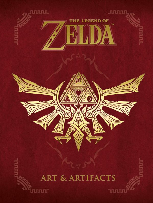 The Legend Of Zelda : Art and artifacts chez Soleil manga