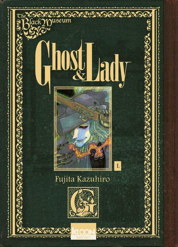 Ghost & Lady chez Ki-oon