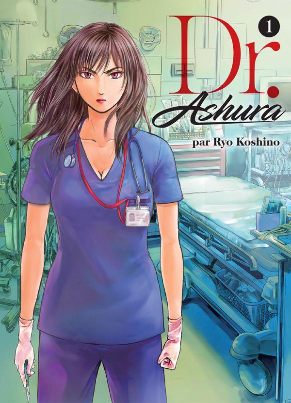 Dr. Ashura chez Komikku