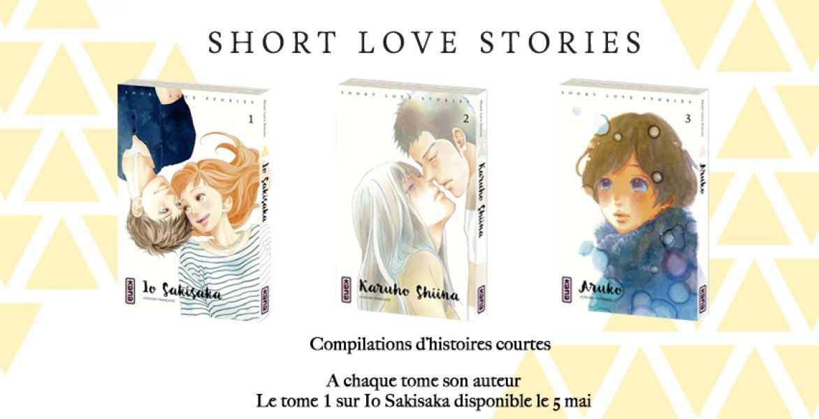 Short Love Stories chez Kana