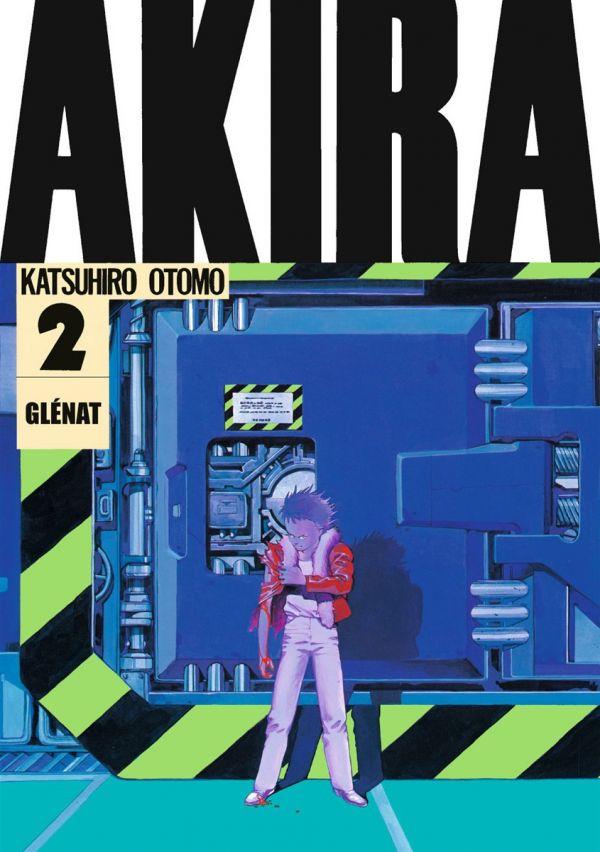 Le tome 2 de la nouvelle édition d'Akira arrivera en mai !