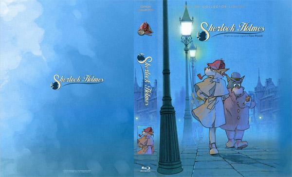 Une édition collector pour Sherlock Holmes de Miyazaki