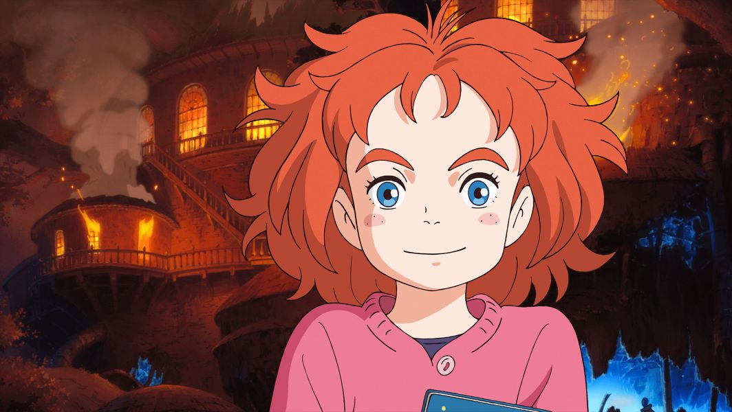 Nouveau trailer pour Mary and The Witch's Flower