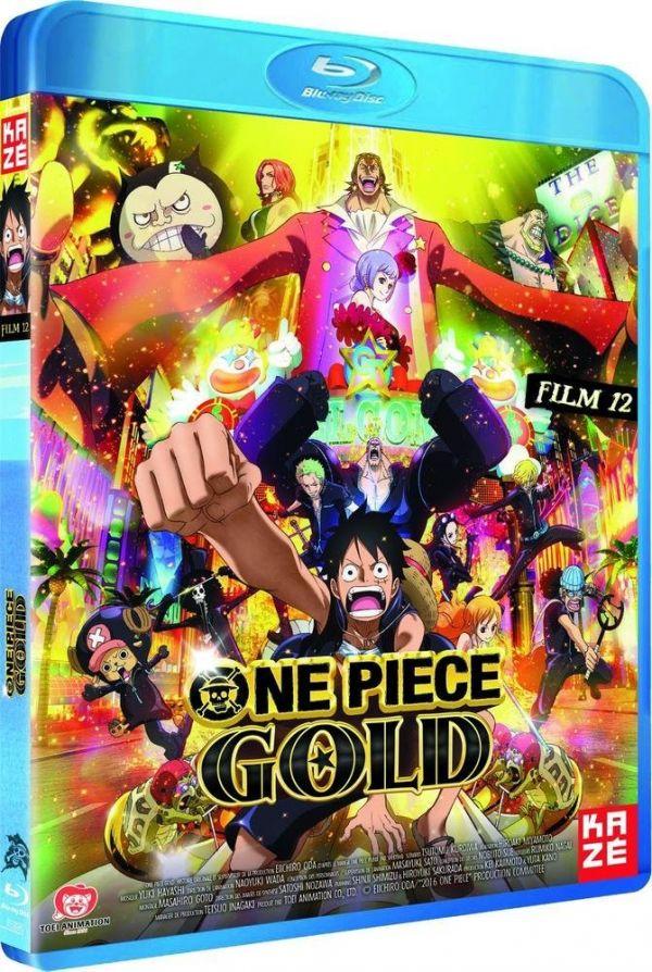 Critique One Piece - film 12 : Gold 1