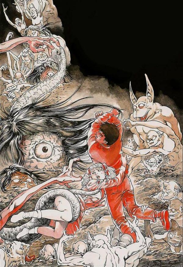 Urotsukidoji - La légende du Chôjin bientôt chez Black Box