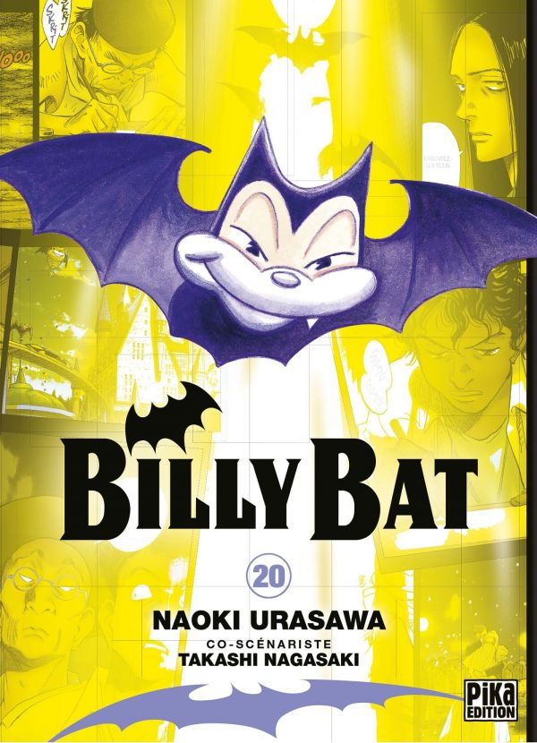 Critique Billy Bat 20