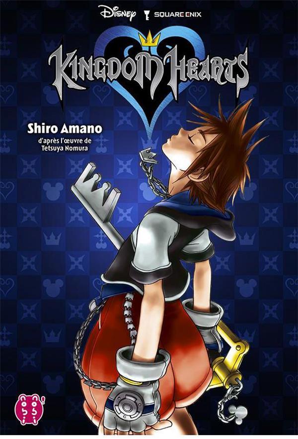 Kingdom Hearts se paie une intégrale chez nobi nobi!