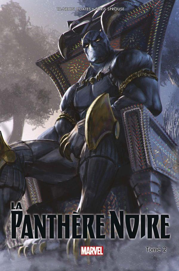 LECTURE EN LIGNE : LA PANTHÈRE NOIRE 2 (Panini comics)