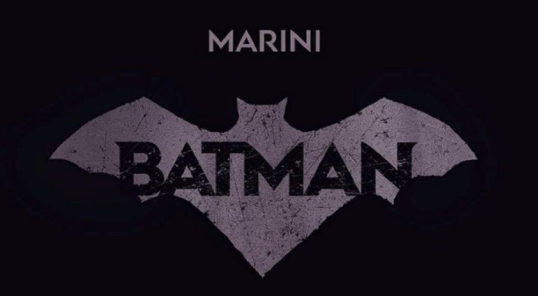 ACTU VF : ENRICO MARINI S'APPROPRIE BATMAN !